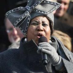 """Classy Lady"" - Inauguration Day 2009"
